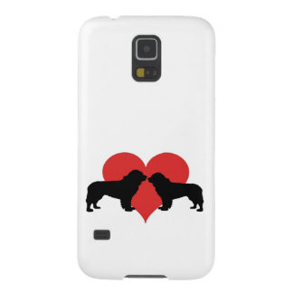 newfoundland dogs galaxy s5 cases