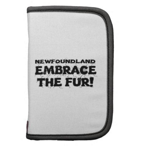 Newfoundland Embrace The Fur Folio Planners