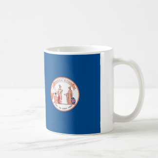 Newfoundland Flag (1904-1980) Coffee Mug