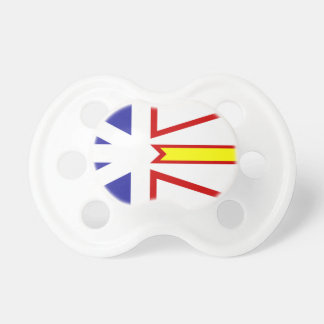 newfoundland-Flag #2 Baby Pacifier