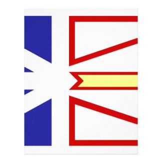 newfoundland-Flag #2 Letterhead