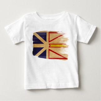 Newfoundland Flag Baby T-Shirt
