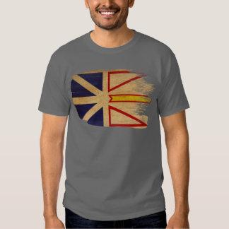 Newfoundland Flag Tees