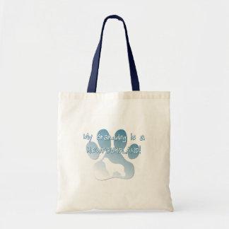 Newfoundland Granddog Bag