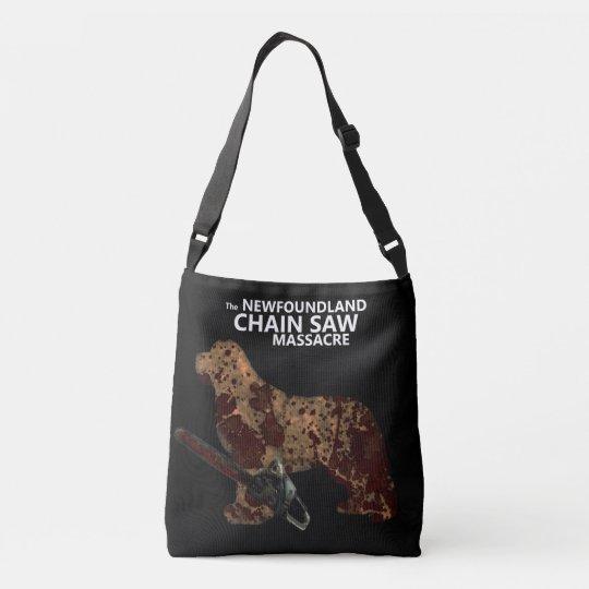 Newfoundland Halloween Bag - Chain Saw