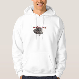 Newfoundland Lord Byron Quote Hoodie