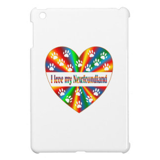 Newfoundland Love iPad Mini Cases