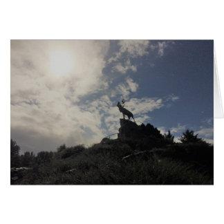 Newfoundland Memorial Park - Canada Card