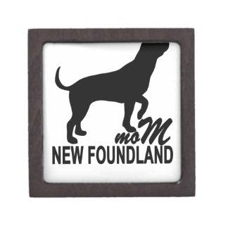 Newfoundland Mom T-Shirts.png Premium Gift Box