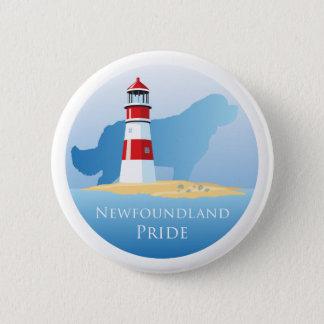 Newfoundland Pride 2 Inch Round Button