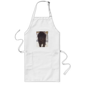 Newfoundland_puppy_muddy Long Apron