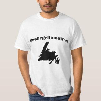 Newfoundland Slang T-Shirt