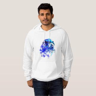 Newfoundland Splatter Hoodie