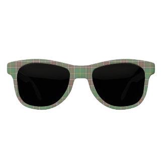 Newfoundland tartan custom plaid  Sunglasses
