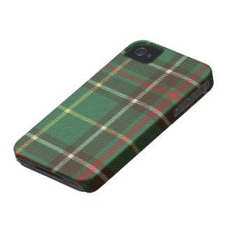 Newfoundland Tartan iPhone 4/4S ID Case