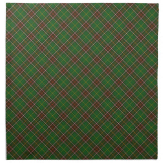 Newfoundland Tartan  set of napkins