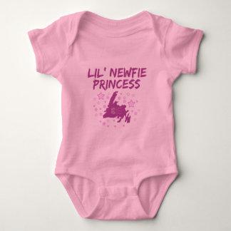 Newfoundland Tee Lil Newfie Princess Newfoundland