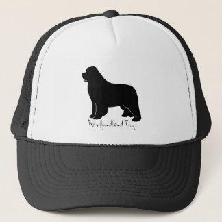 Newfoundlandsilhouette Trucker Hat