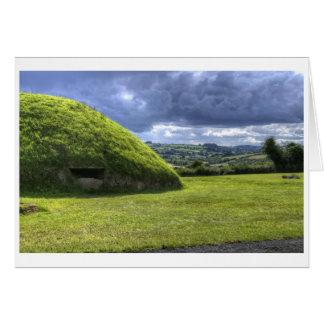Newgrange Card