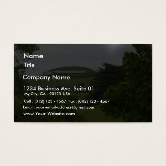 Newgrange Passage Tomb Business Card