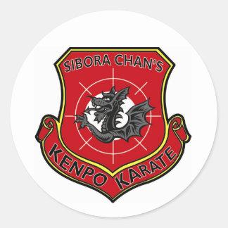 NewLogo_48230910 Classic Round Sticker