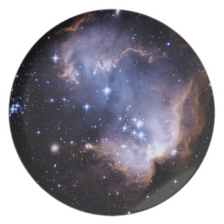 Newly Forming Stars Plate