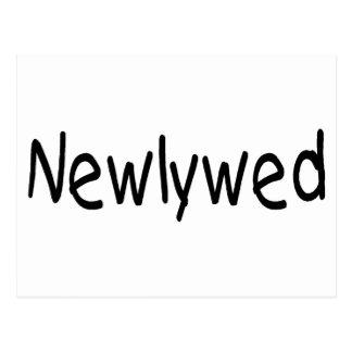 Newlywed Post Card