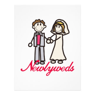 Newlyweds Letterhead