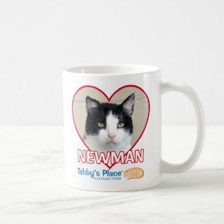 Newman - White Mug