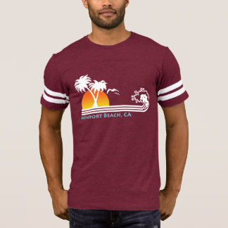 Newport Beach CA T-Shirt