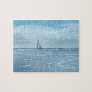 Newport Beach Sailing Puzzle