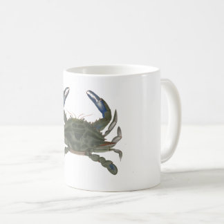 Newport Blue Crab Mug