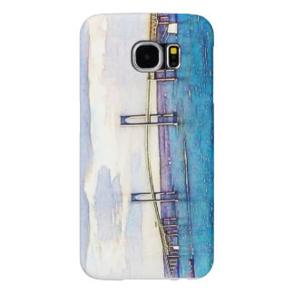 Newport bridge  Samsung Galaxy S6 Case