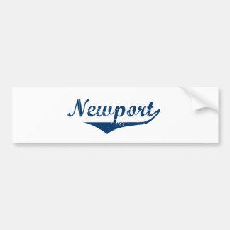 Newport Bumper Sticker