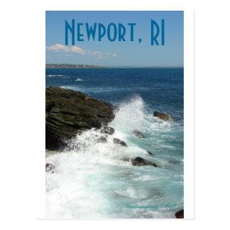 Newport Coast Postcard