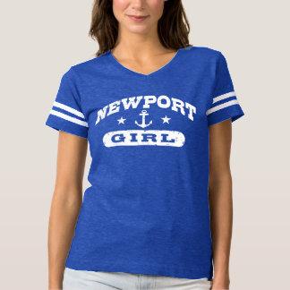Newport Girl T-shirt