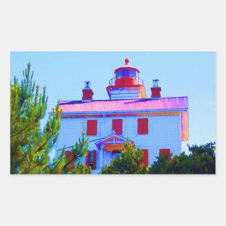 Newport Lighthouse at Yaquina Bay