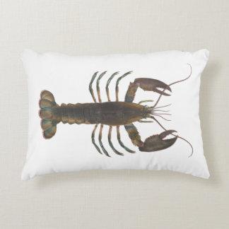 Newport Lobster Accent Pillow