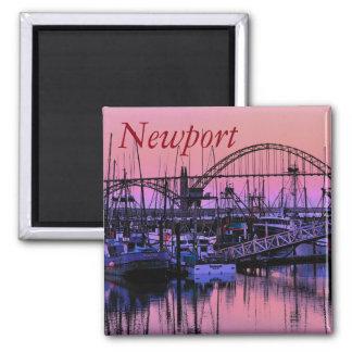 Newport (OR) Magnet