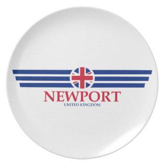 Newport Plate