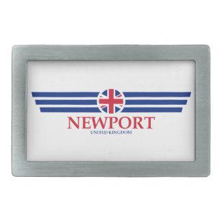 Newport Rectangular Belt Buckles