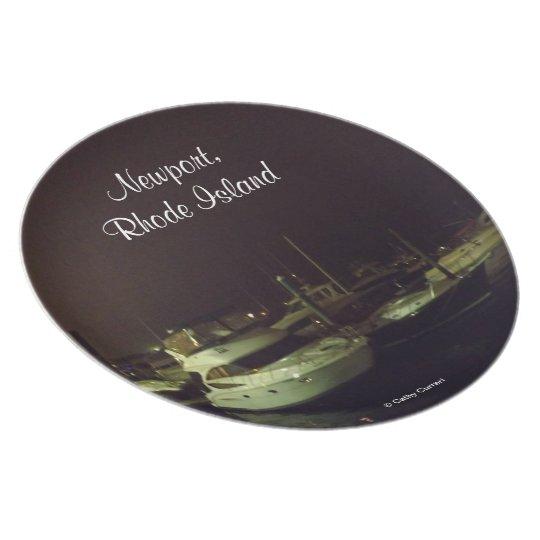 Newport, Rhode Island Dinner Plate