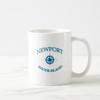 Newport Rhode Island Nautical Coffee Mug
