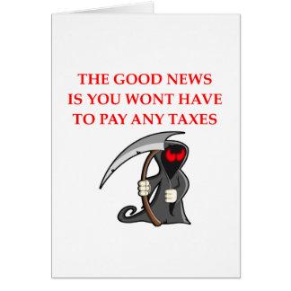 news card