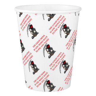 news paper cup