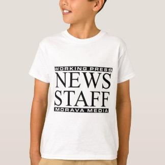 News Staff Tshirt