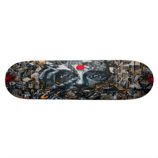 NewsFeed Shuffle On Skateboard Deck