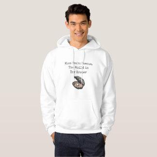 Newsies Yer Erster Hooded Sweatshirt