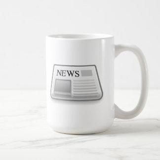 Newspaper Coffee Mug