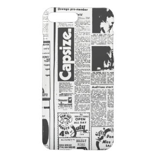 Newspaper iPhone 7 Plus Clearly™ Deflector Case